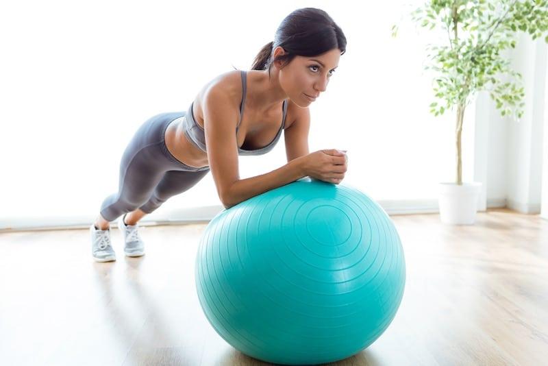 ballon yoga bienfaits