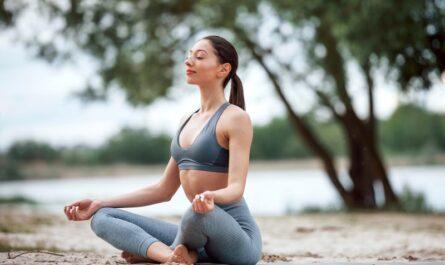 tenue yoga