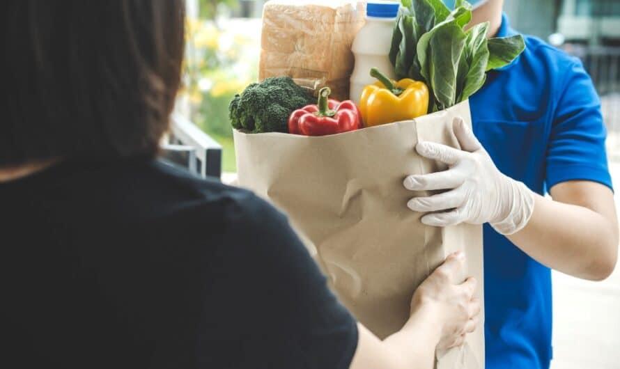 Courses d'Alimentation sur Internet : une bonne idée ?