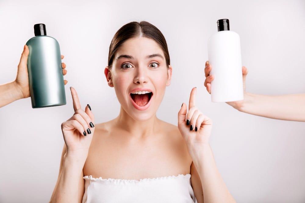 shampoing recette maison