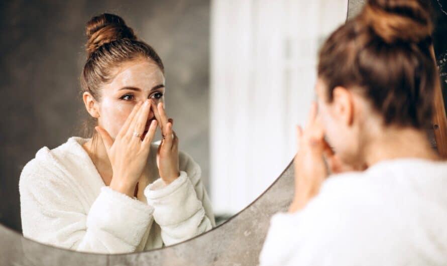 Visage Gras : Rendre sa peau parfaite en 8 points