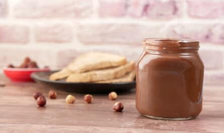 pate à tartiner chocolat